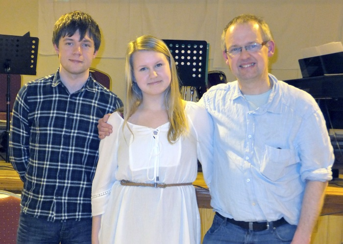 The Ceilidh Band for Rev. Graham Crawford's Farewell Party