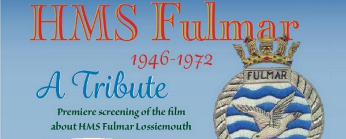 HMS Fulmar – A Tribute