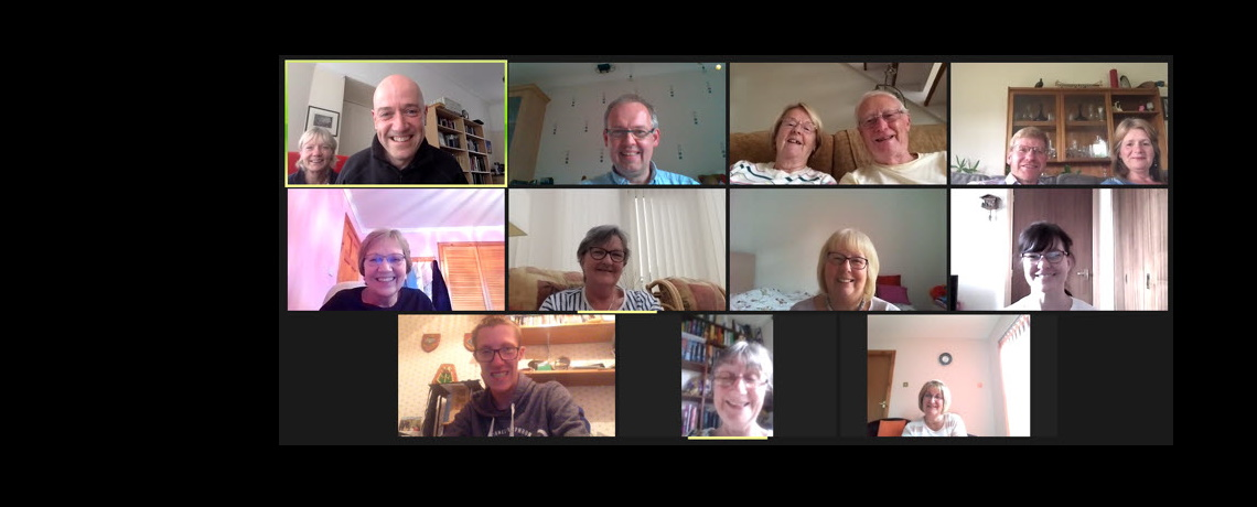 Midweek Fellowship Online in Lossiemouth