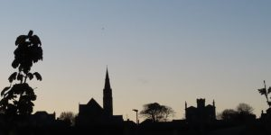 St-James-Church-Lossiemouth-Silhouette-from-Seatown